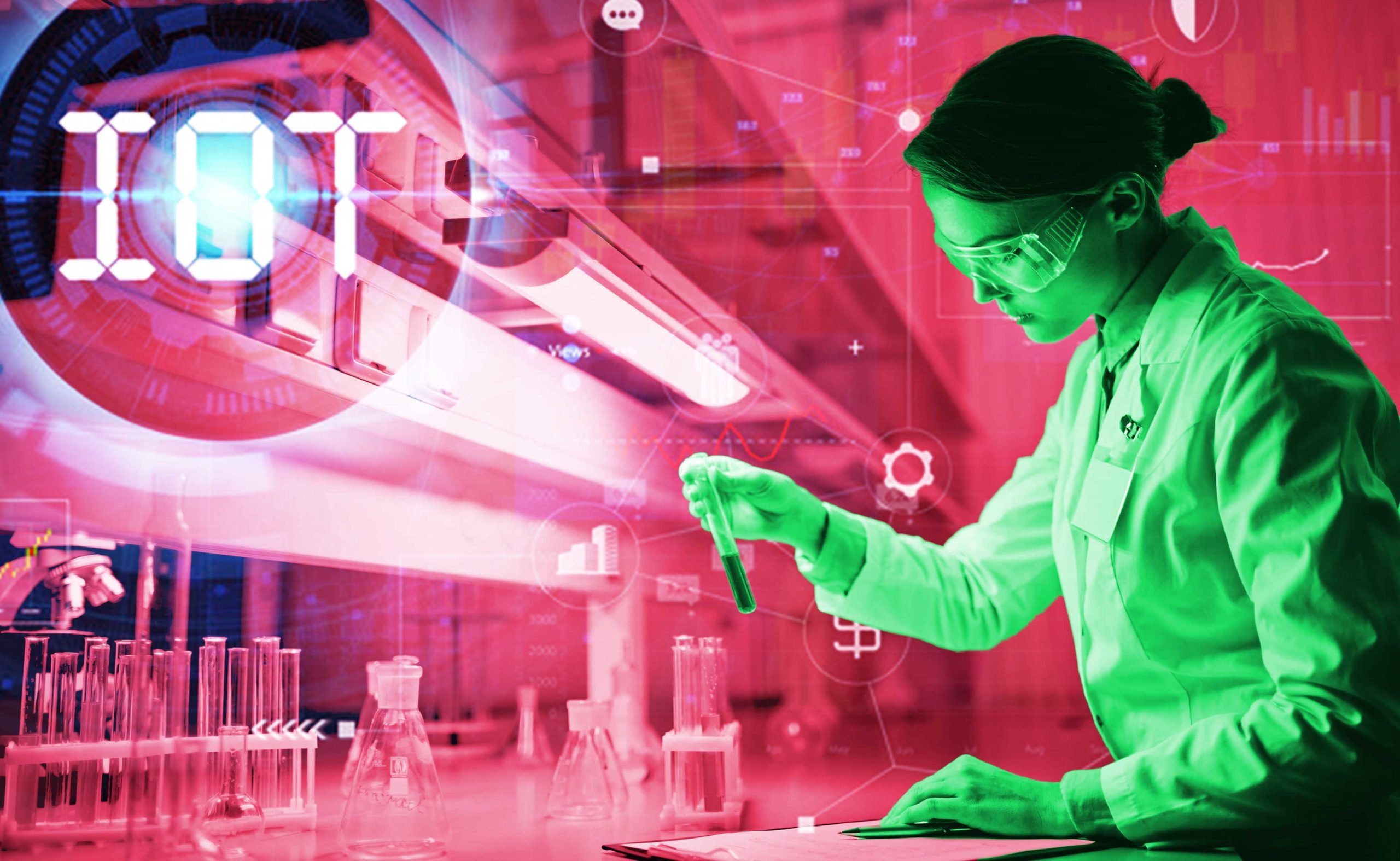 Smart Labs: How IoT is Revolutionizing Research and Development