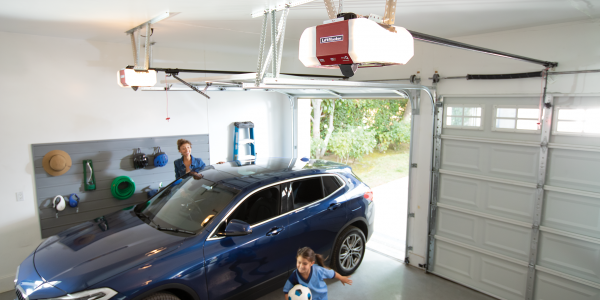 Will the Smart Home Ecosystem of the Future Start in the Garage?
