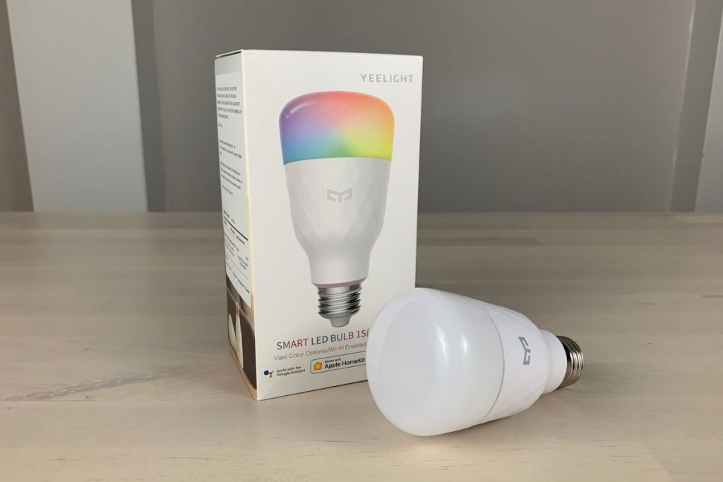 Yeelight Smart LED Bulb 1S (Color) review: A solid Wi-Fi smart bulb saddled with a glitchy app