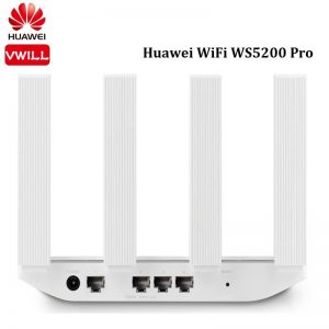 Huawei WiFi WS5200 PRO WiFi Wireless Router WiFi Network Access 5G Dual Frequency Intelligent 1167Mbps Gigabit Rate