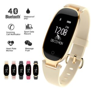 Sport S3 Smart Watch Women Smart Bracelet Watches Bluetooth Heart Rate Monitor Fitness Tracker For Android IOS Clock Women's Watches