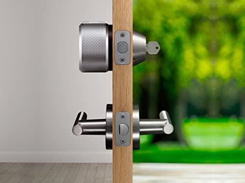 August Smart Lock (HomeKit Enabled / Dark Gray) Smart Home - Office 3