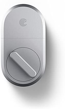 August Smart Lock – Keyless Home Entry with Your Smartphone – Silver – – Amazon.com Smart Home - Office smart lock 2